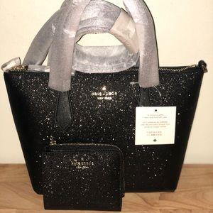 Kate Spade Joeley purse and wallet